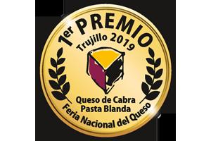 primer premio feria queso 2019